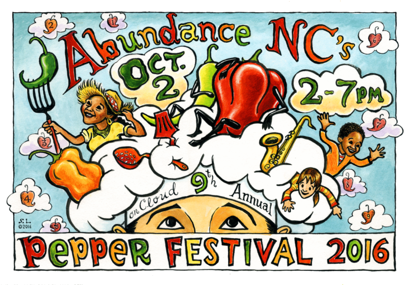 Nonstop deliciousness, brought to you by Abundance NC